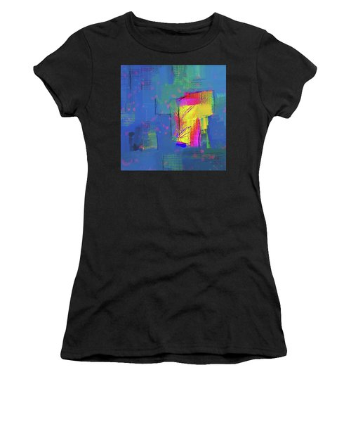 Purplish Rain Women's T-Shirt