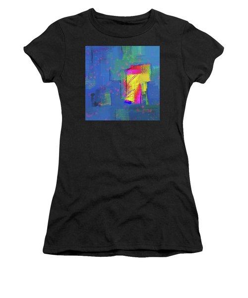 Purplish Rain Women's T-Shirt