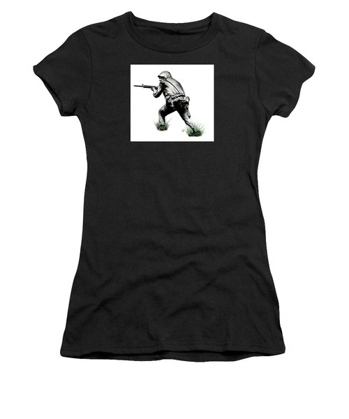 Pursuit Women's T-Shirt (Athletic Fit)
