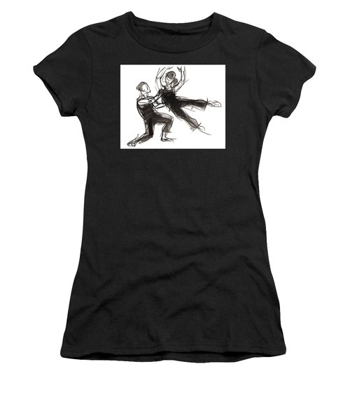 Puzzle Pieces Three Women's T-Shirt