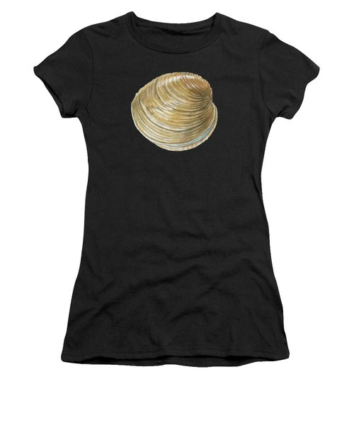 Quahog Shell Women's T-Shirt