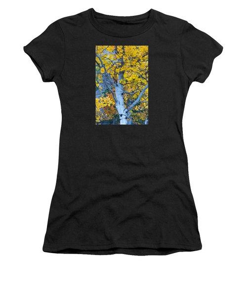 Quaking Aspen Women's T-Shirt