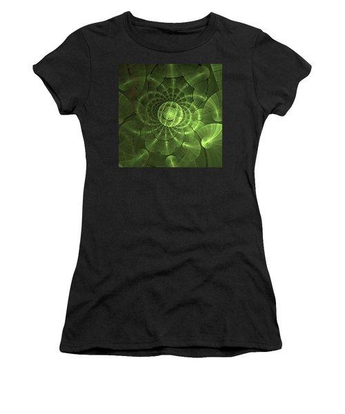 Quantum Plasma Signature Women's T-Shirt (Athletic Fit)
