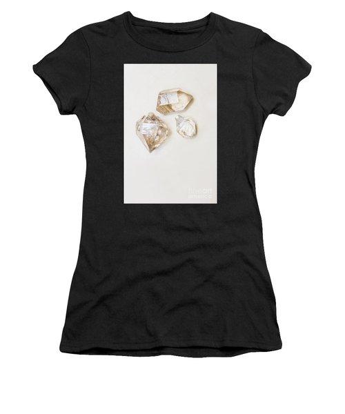 Quartz Crystals Women's T-Shirt