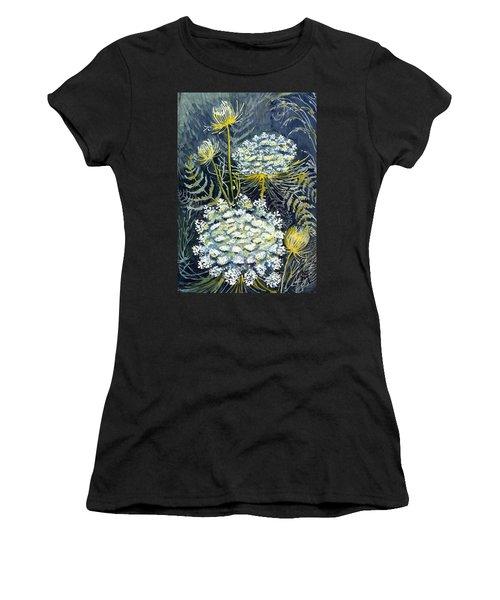 Queen Anne's Lace Women's T-Shirt (Athletic Fit)