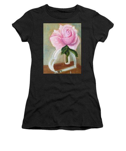 Queen Elizabeth Women's T-Shirt (Athletic Fit)