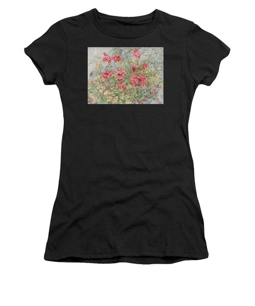 Quiet Corner Women's T-Shirt (Athletic Fit)