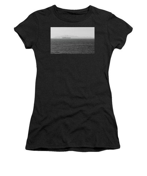 Quiet Giants Women's T-Shirt (Athletic Fit)