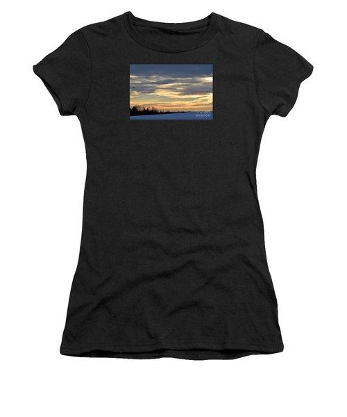 Quiet Morning Women's T-Shirt