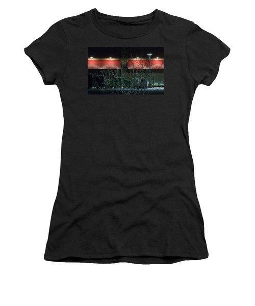 Quiet Night - Women's T-Shirt