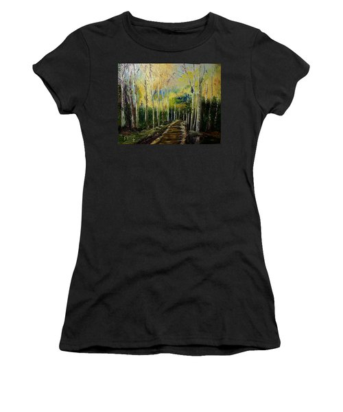 Quiet Place Women's T-Shirt