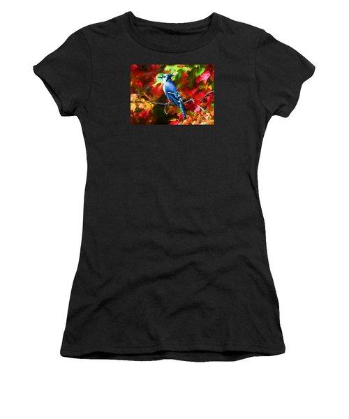 Quite Distinguished Women's T-Shirt (Junior Cut) by Tina LeCour