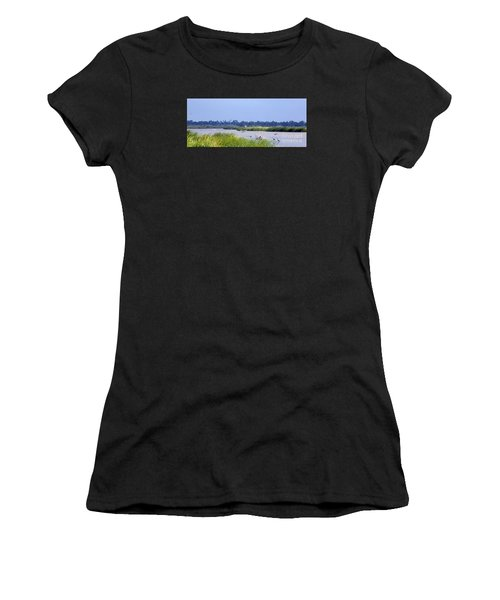 Quivira Refuge Women's T-Shirt (Athletic Fit)
