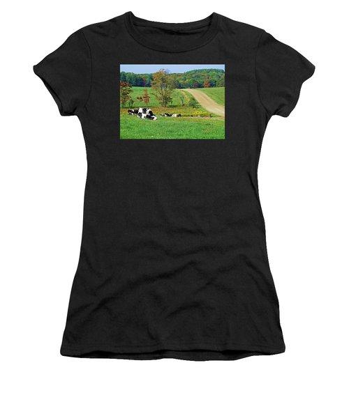 R N R Women's T-Shirt (Athletic Fit)