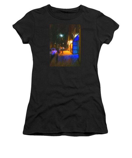 Racine Women's T-Shirt (Athletic Fit)