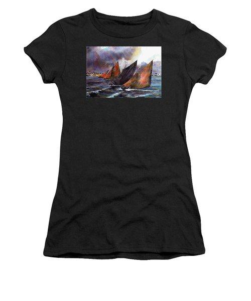 Racing Hookers Off Aran Women's T-Shirt