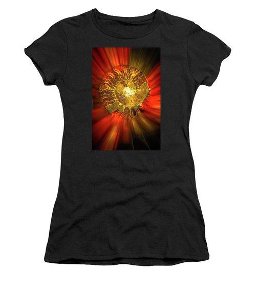 Radiance Women's T-Shirt (Junior Cut) by Mark Dunton
