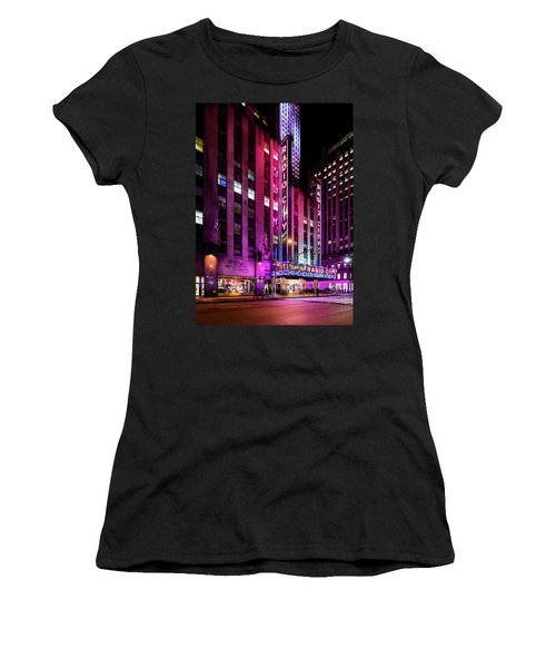 Radio City Music Hall Women's T-Shirt