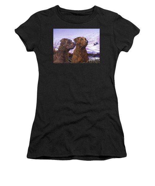 Ragen And Sady Women's T-Shirt
