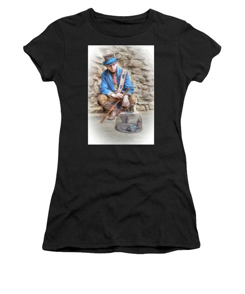 Ragged Victorians - The Rat Catcher Women's T-Shirt