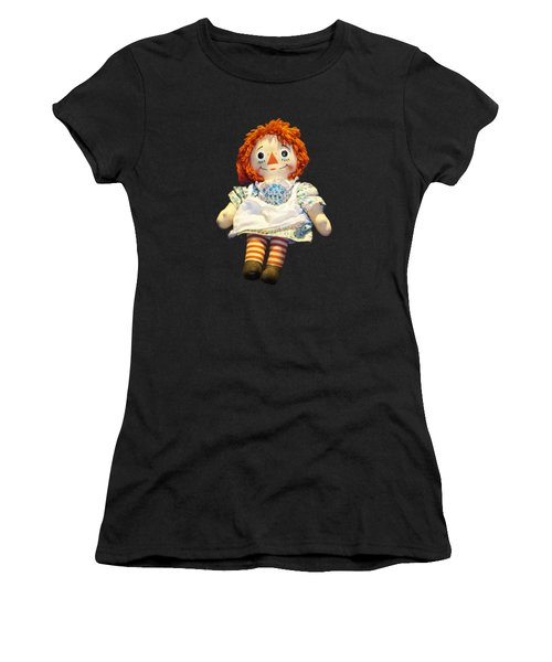 Raggedy Ann Doll Women's T-Shirt (Athletic Fit)