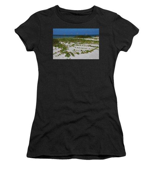 Railroad Vines On Boca IIi Women's T-Shirt (Athletic Fit)