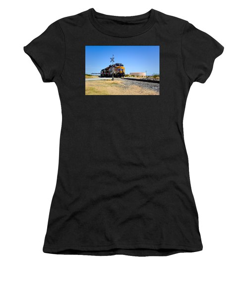 Railway Crossing Women's T-Shirt