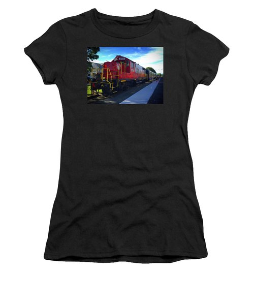 Blue Ridge Railway Women's T-Shirt