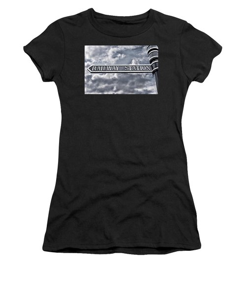 Railway Station Women's T-Shirt