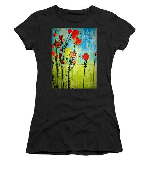 Rain Or Shine Women's T-Shirt (Athletic Fit)