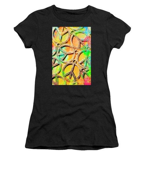Rainbow Love Women's T-Shirt