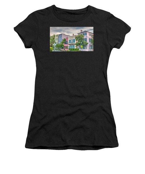 Rainbow Row II Women's T-Shirt