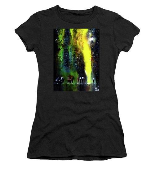 Rainy Evening Women's T-Shirt