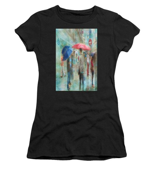 Rainy In Paris 6 Women's T-Shirt
