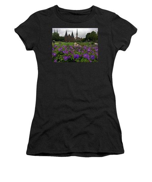 Rainy Luebeck Is Beautiful Women's T-Shirt