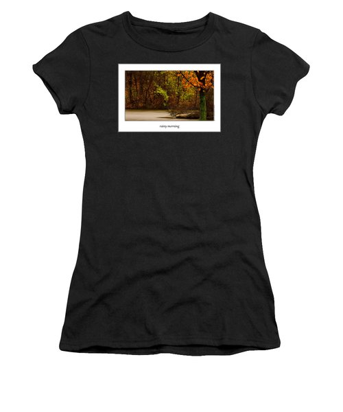 Rainy Morning Women's T-Shirt