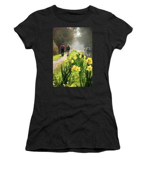 Rambling On Women's T-Shirt
