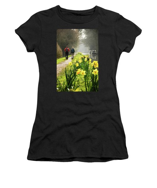 Rambling On Women's T-Shirt