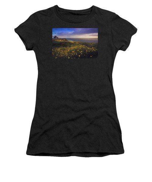 Rancho Palos Verdes Super Bloom Women's T-Shirt