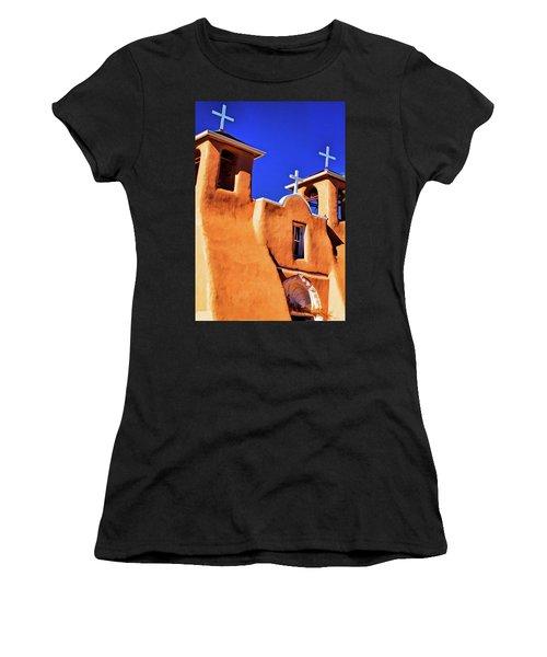 Ranchos De Taos Church Women's T-Shirt