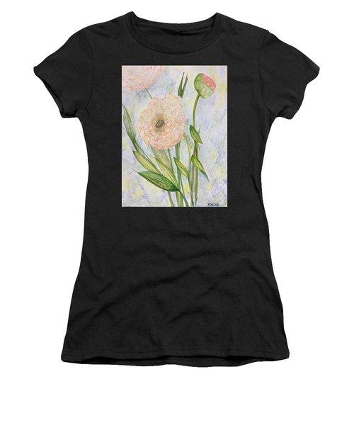 Ranunculus Women's T-Shirt