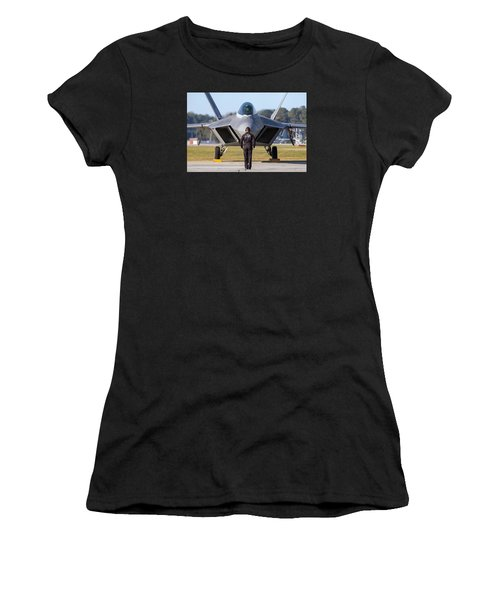 Raptor Handler II Women's T-Shirt