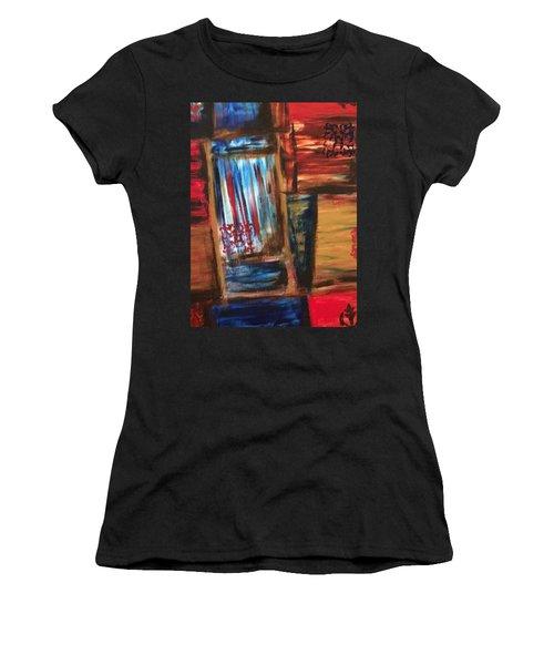 Rare Passage Women's T-Shirt (Athletic Fit)