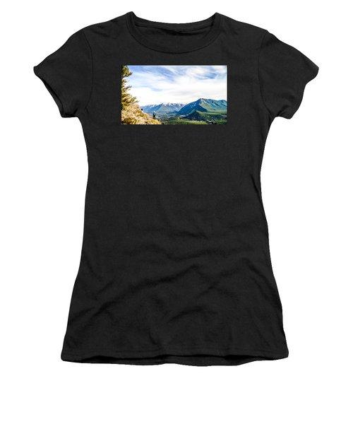 Rattlesnake Ledge Women's T-Shirt