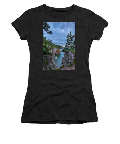 Raven's Nest Sunset Women's T-Shirt