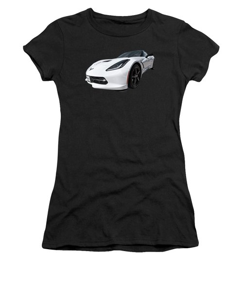 Ray Of Light - Corvette Stingray Women's T-Shirt