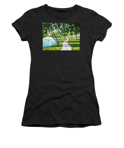 Rcc Golf Course Women's T-Shirt