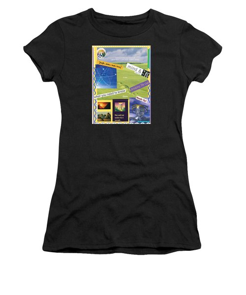 Re-evolution Is At Hand Women's T-Shirt