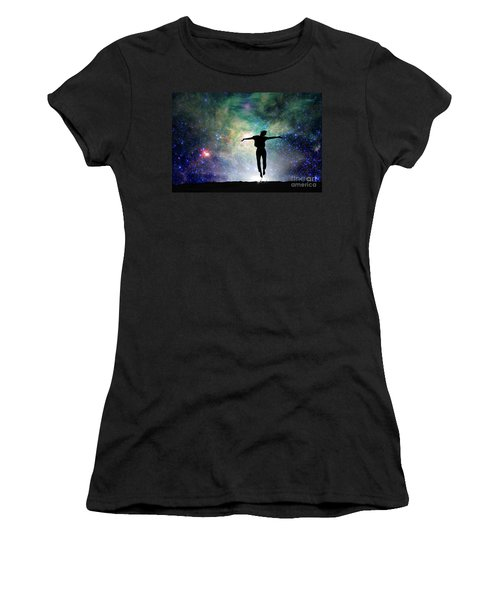 Reach For The Stars Women's T-Shirt