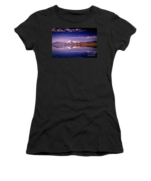 Reacting To The Morning Light Women's T-Shirt (Athletic Fit)